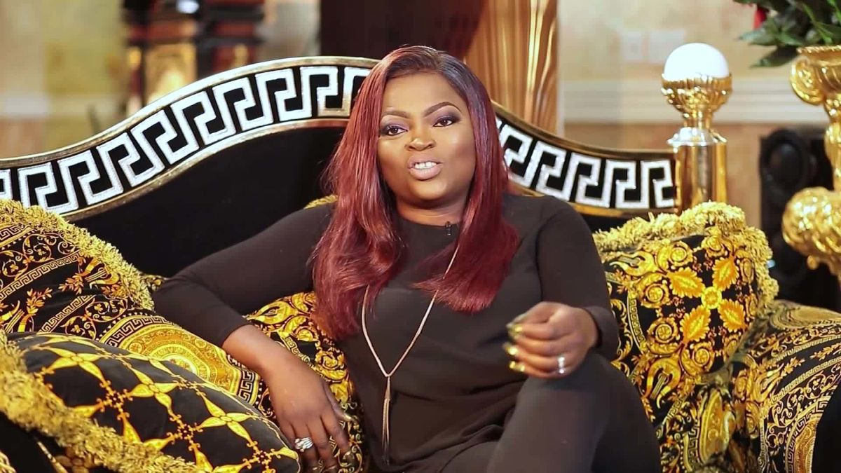 That I'm married to a muslim doesn't stop me from being a christian -Funke Akindele