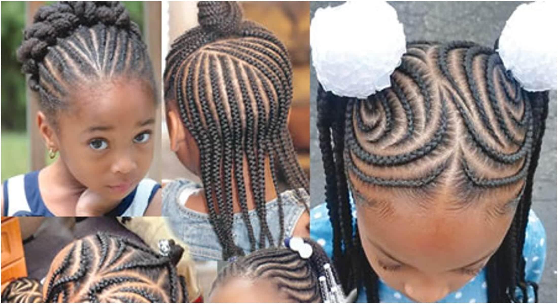 Common Hair Styles for Nigerian School Girls