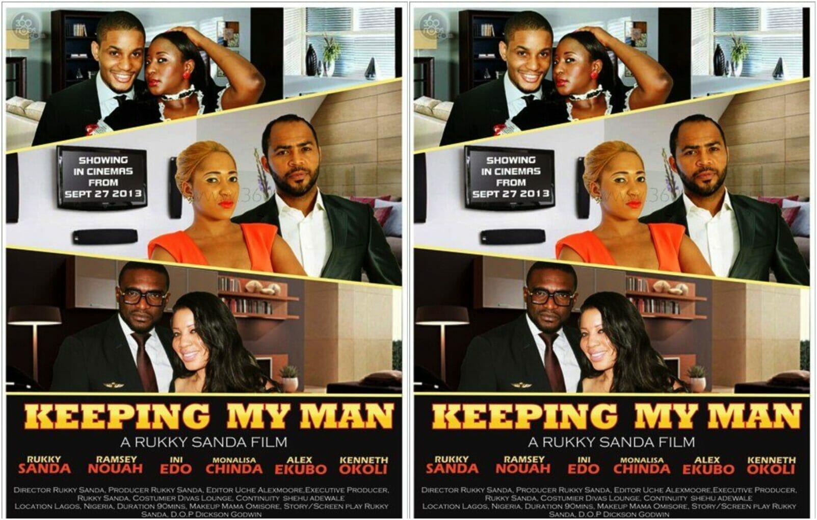 Keeping My Man movie