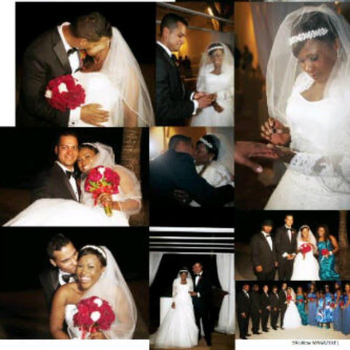 Uche Jumbo wedding