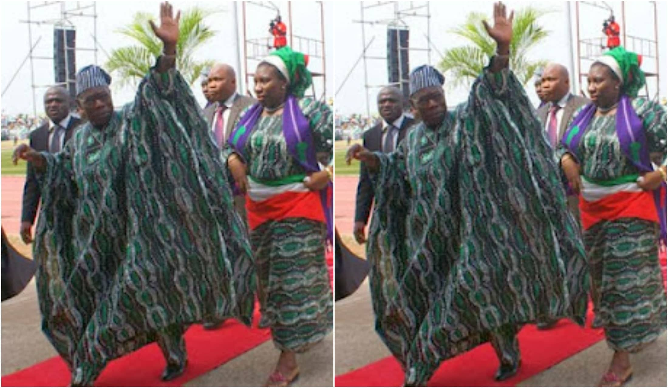 Iyabo Obasanjo the letter