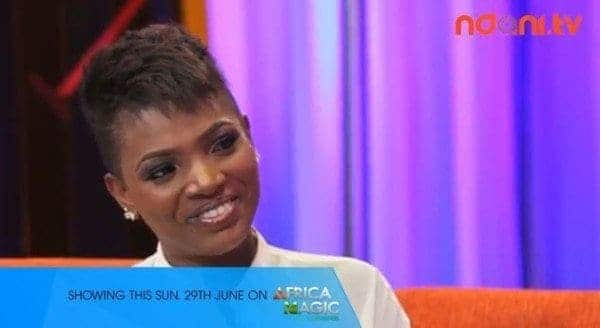 Photo of Annie Idibia kicks after news of suffering from cancer surfaced