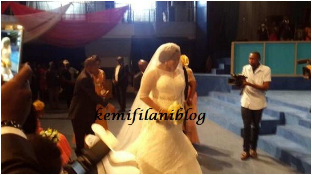 Many more exclusive photos from Gospel singer sinach wedding