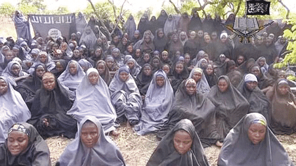 Photo of President Buhari says there's hope for Chibok girls' return 5 years after abduction