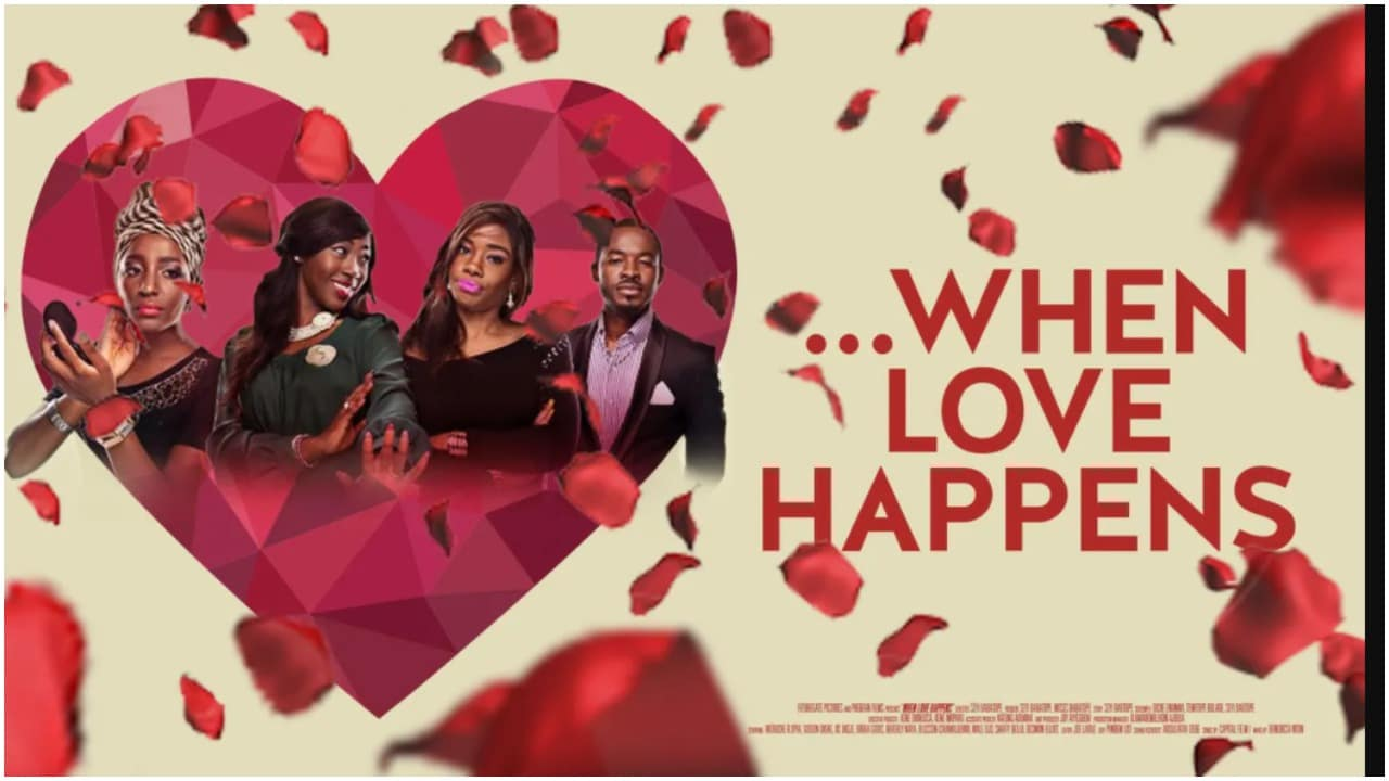 see 'When love Happens'