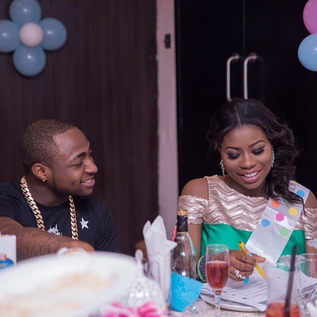 "Photo of What Davido told baby mama, Sophia Momodu before he gave Chioma his ""Assurance"""
