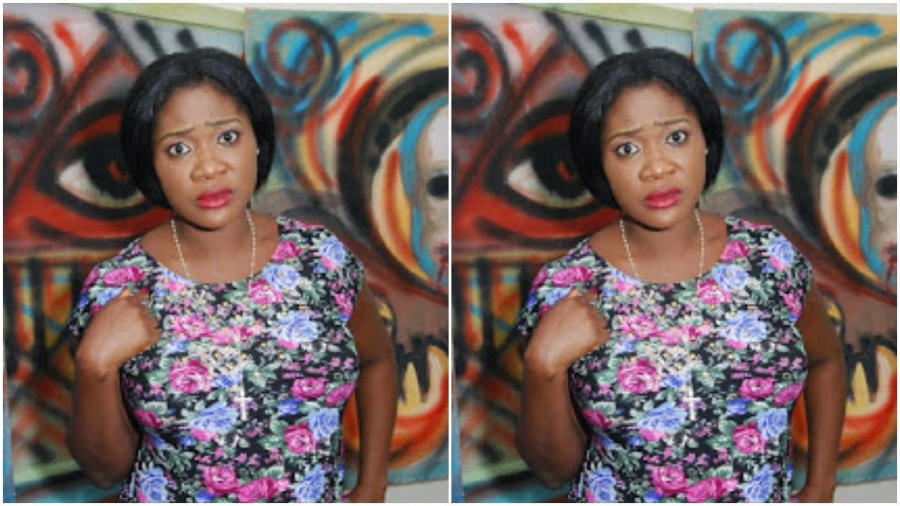 Mercy Johnson reportedly pregnant again barely