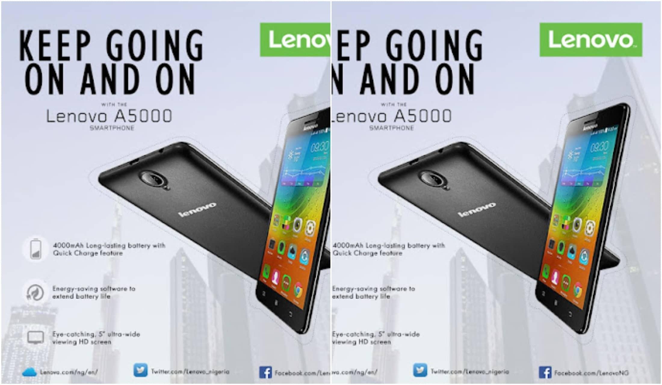 Lenovo announces new smartphones