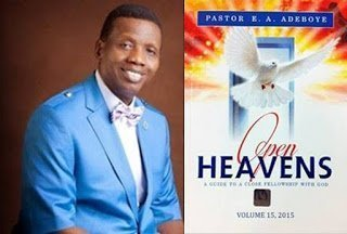 Photo of Sunday daily devotional by Pastor Adeboye (Open Heavens 7 January 2018) – Redeemed For Divine Promotion