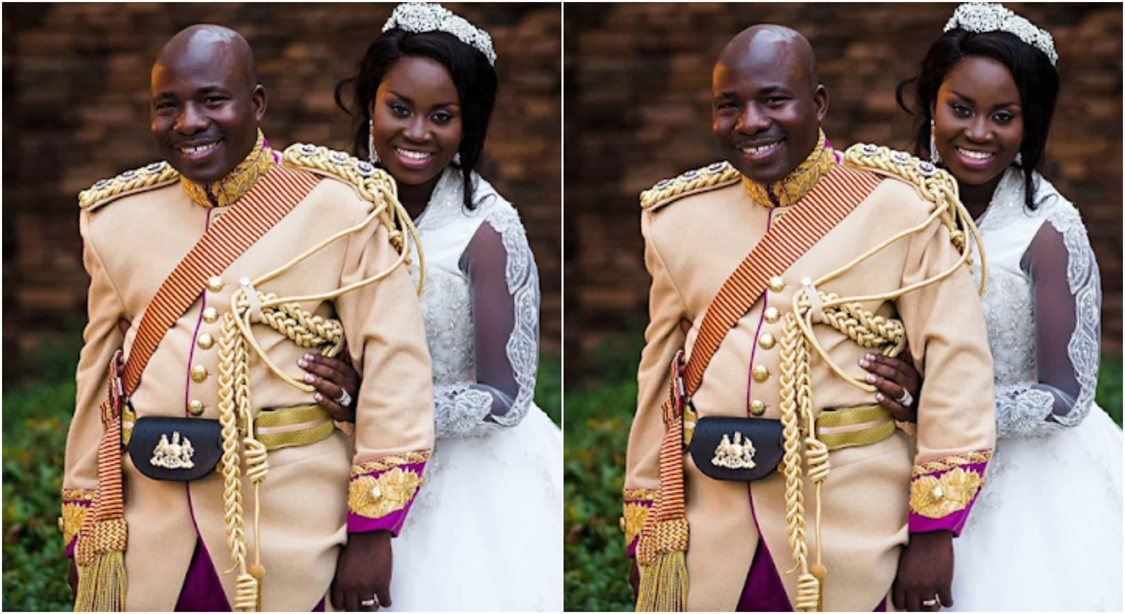 Apostle and First Lady Oluwajoba's wedding