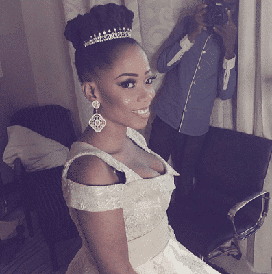 """Photo of """"That night I felt I had gone with you""""Tosyn Bucknor's hubby breaks his silence"""