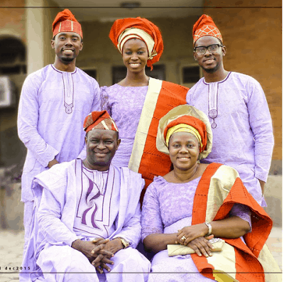 Photo of Mike Bamiloye's second son, Joshua to wed daughter of RCCG's Assistant G.O (photo)