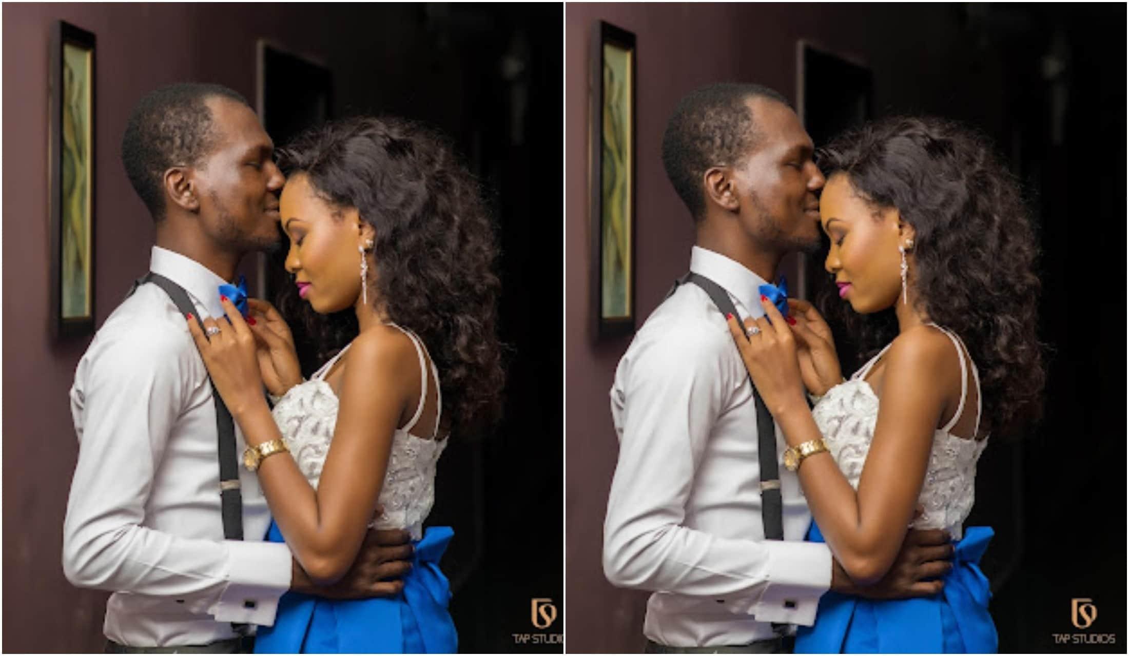 Imokhai and Rukevwe's wedding