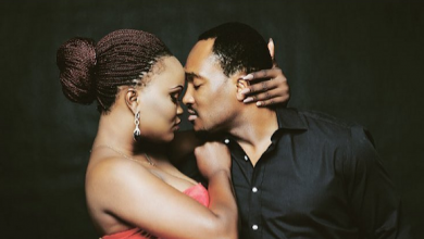 Photo of Blossom Chukwujekwu's wife, Maureen, now ready to spill details of their marriage crash
