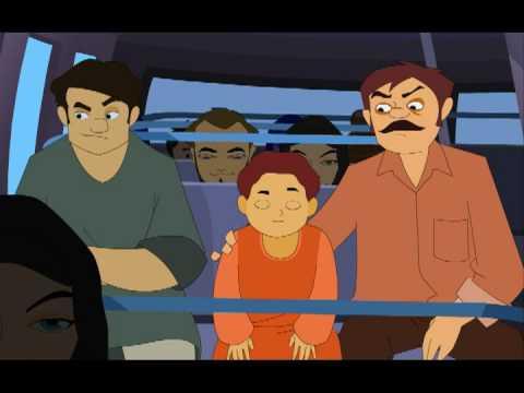 Image result for kidnapper cartoon