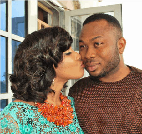 Photo of Tonto Dikeh's Ex-husband, Churchill has a new message for her