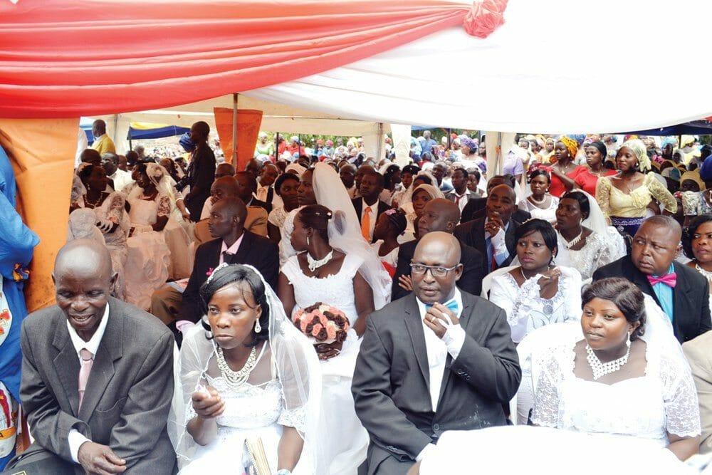 Image result for catholic church mass wedding in nigeria