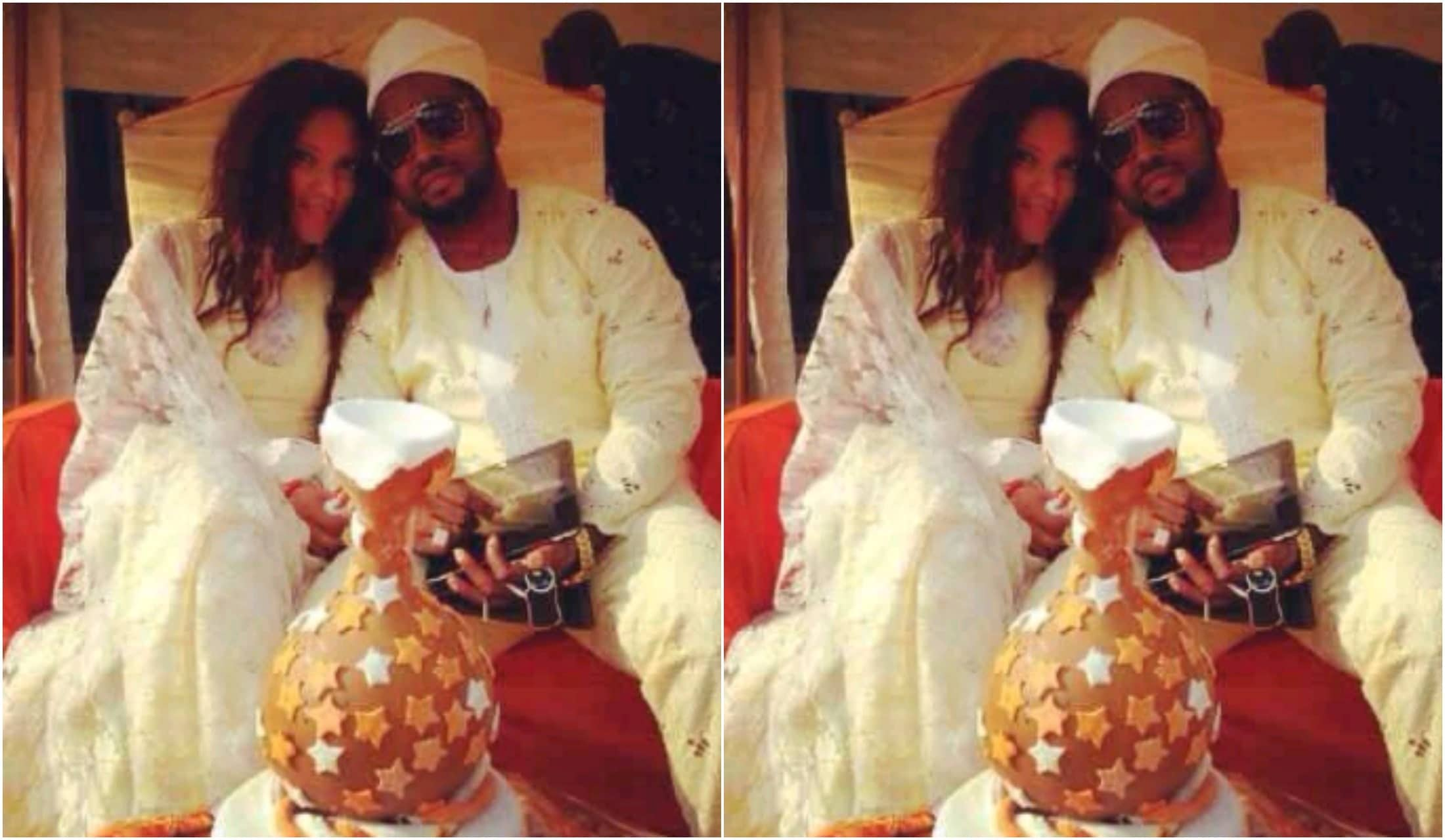 Big Brother Naija housemate, Gifty is married
