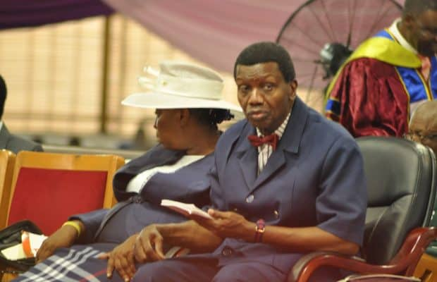 Photo of RCCG's Pastor Adeboye mourns, loses personal secretary
