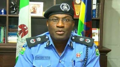 Photo of Former Lagos Police Commissioner, Fatai Owoseni retires