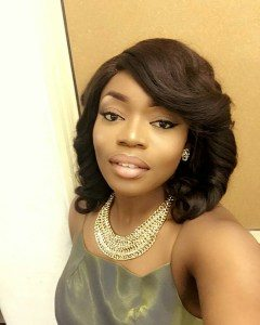 Photo of Bisola Aiyeola rides Keke Napep, Pretty Female Conductor, See Crazy things People do For love