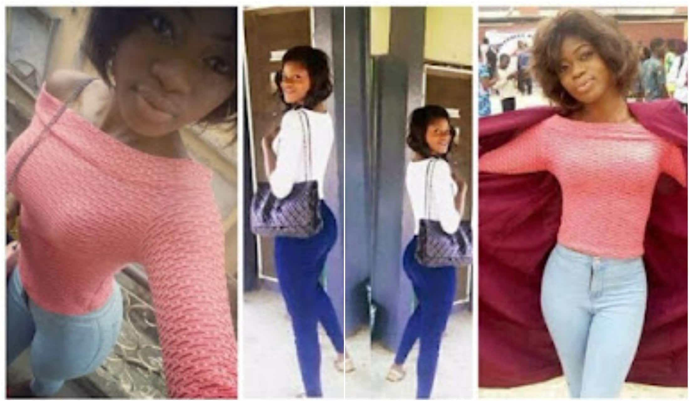 UNILAG student, Tope who died