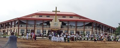 Photo of Another Catholic priest kidnapped by Gunmen in Nsukka