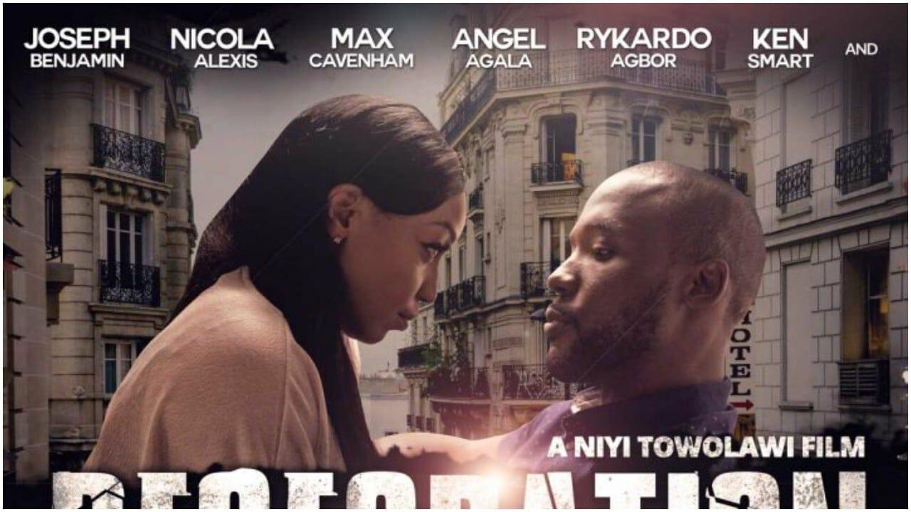 Desecration' movie