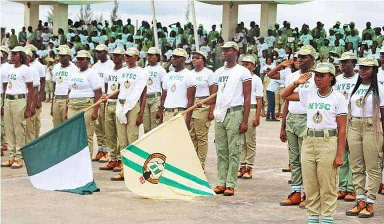 Photo of Two corps members give birth in Oyo NYSC Camp (details)