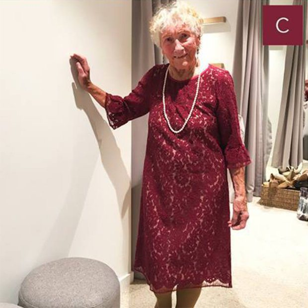 This 93-year-old bride is asking the internet to help pick her wedding dress