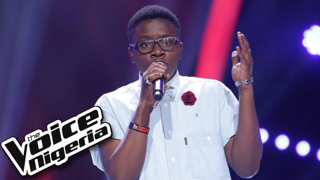 Image result for wilson odini the voice