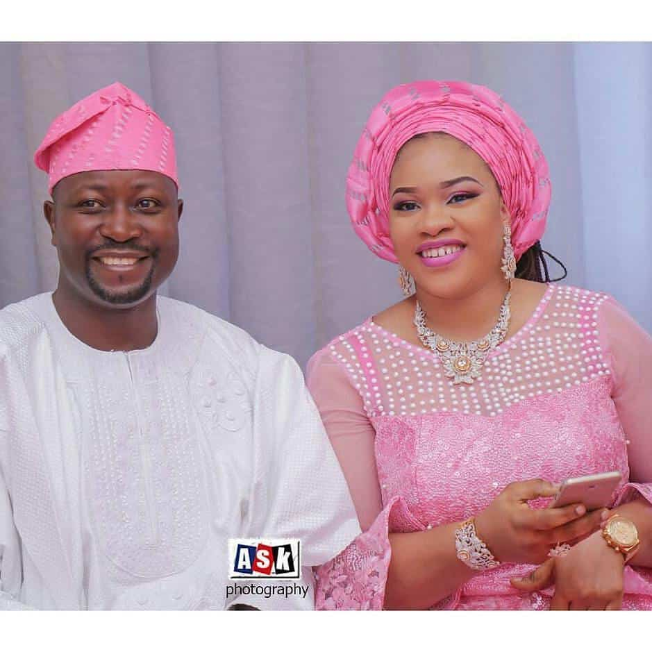 Photo of Mosun Filani and hubby celebrate 7th wedding anniversary in style (photos)