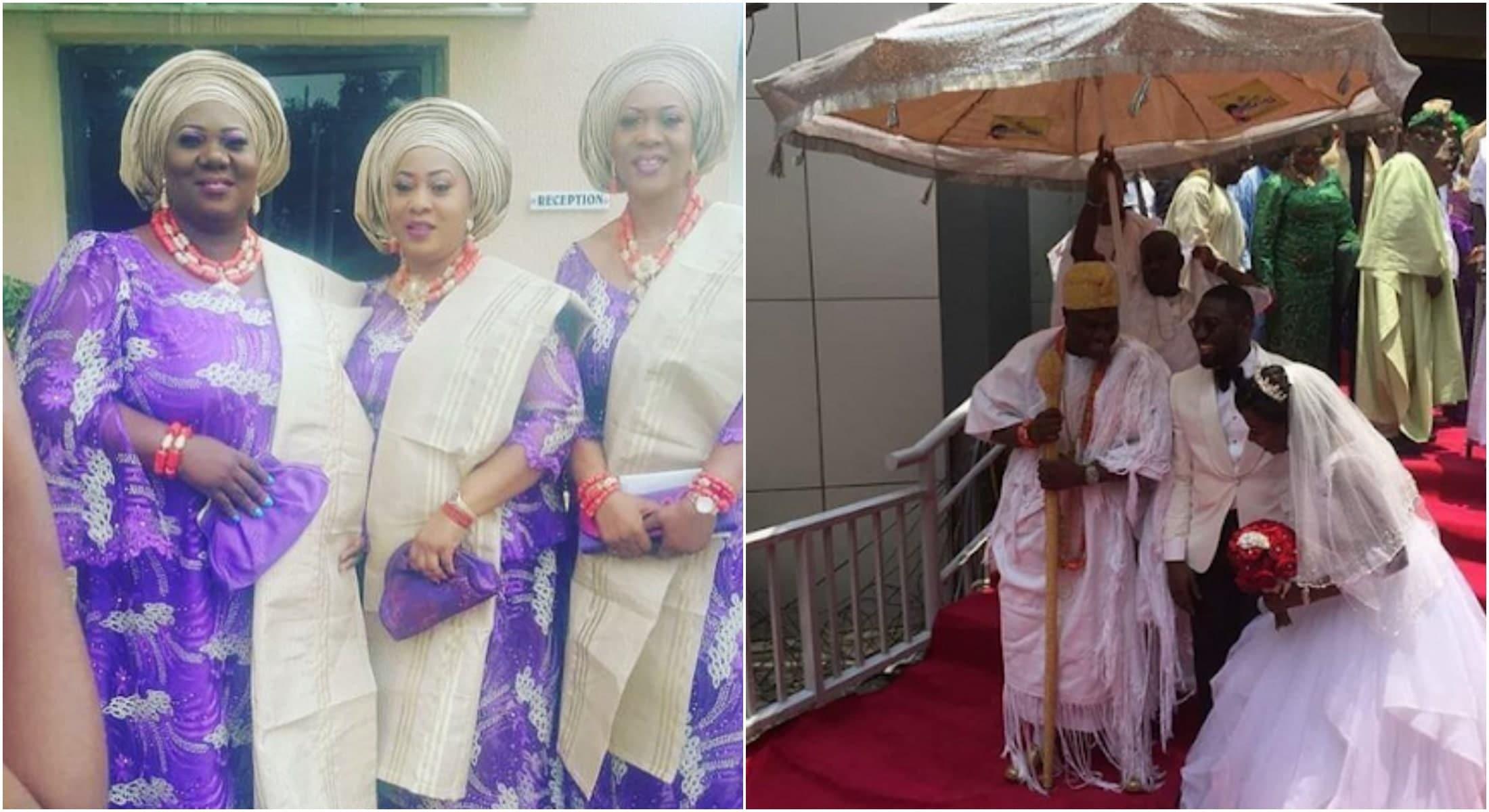 Ooni of Ife three sisters