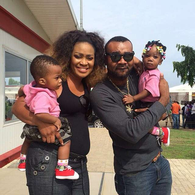 Image result for Muma Gee's marriage to her popular actor husband, Prince Eke