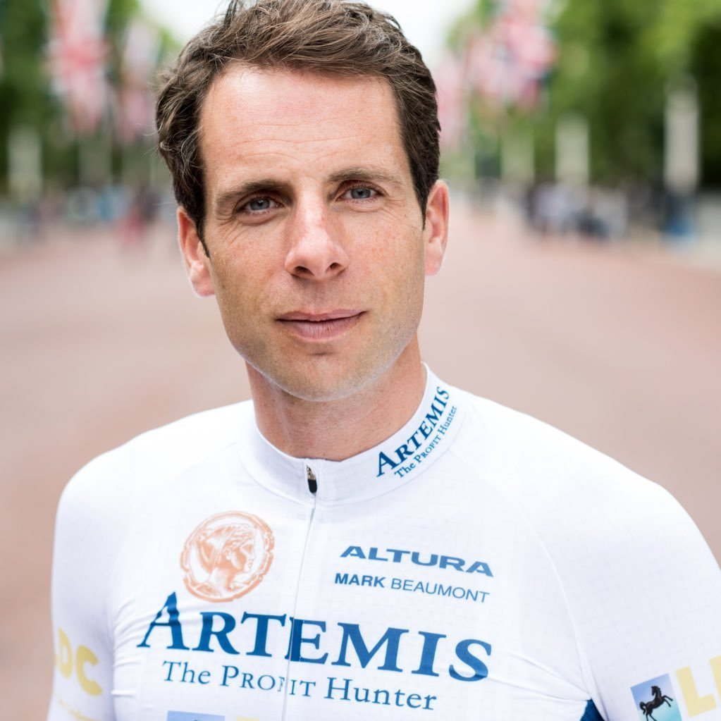 Image result for Mark Beaumont