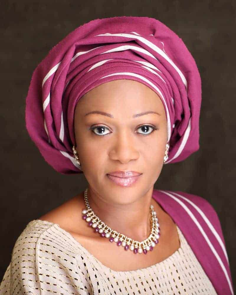 Image result for Tinubu Wife