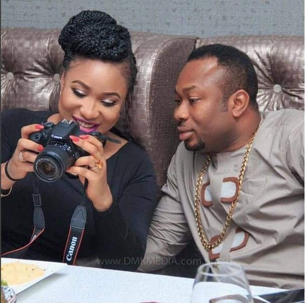 Photo of Watch the interview Tonto Dikeh's estranged husband had that got her upset