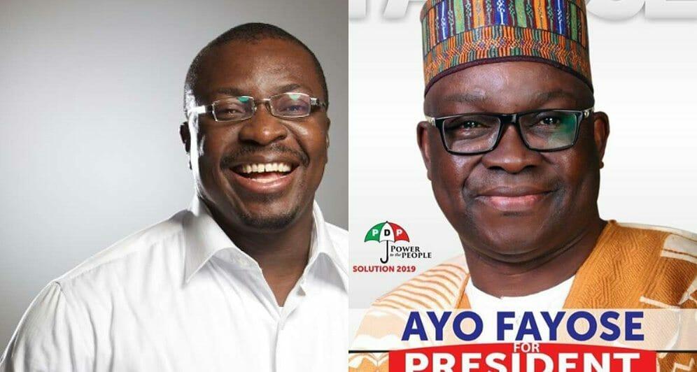 Alibaba to Governor Fayose's campaign