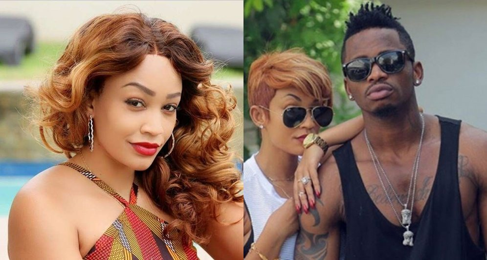 Diamond Platnumz's Wife, Zari Hassan Breaks Silence On Husband's Cheating Scandal