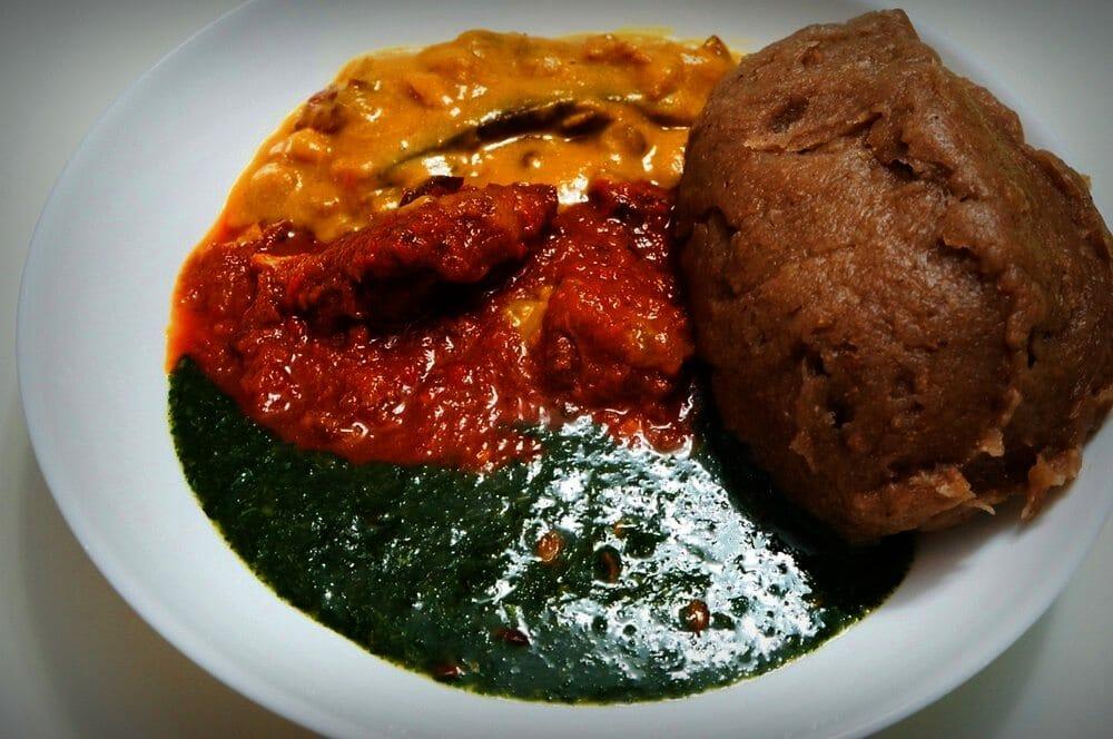 Image result for ewedu soup