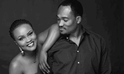 Photo of Blossom Chukwujekwu gets wished a happy birthday by estranged wife, Maureen Esisi