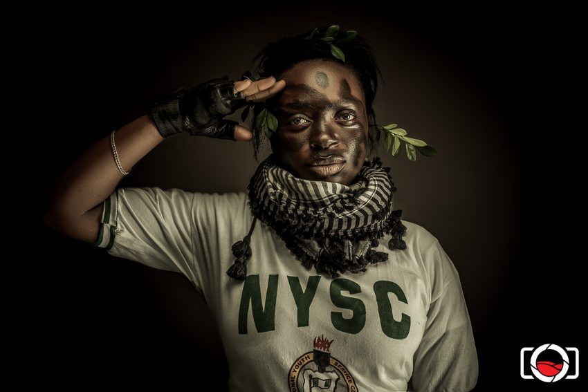 Image result for nysc female corps member
