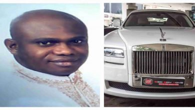 Photo of Omega Power Ministries Pastor, Chibuzor Chinyere Rejects A Rolls Royce Birthday Gift