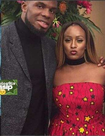 Image result for DJ cuppy and anichebe