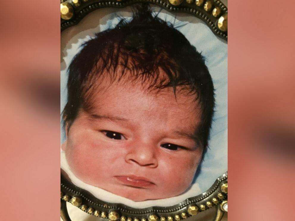 PHOTO: Aaron Bairos was born on April 28, 1990.