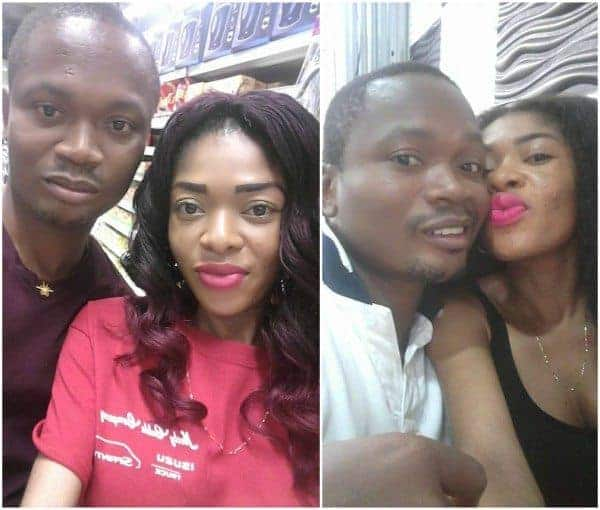 Photo of Awww! Nigerian Lady Who Called Out Husband After Beating Her During Pregnancy Reconciles With Him