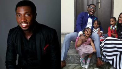 """Photo of """"Don't give love a bad name, marriage is not bad"""" – Timi Dakolo tells divorcees"""