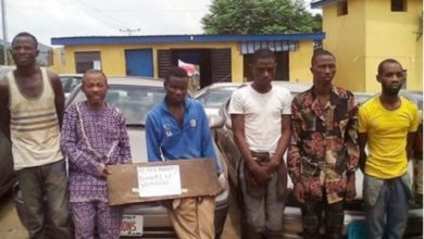 """Photo of """"I have done everything to stop stealing, but I cannot do away with robbery"""" – 31 year old Suspect laments"""