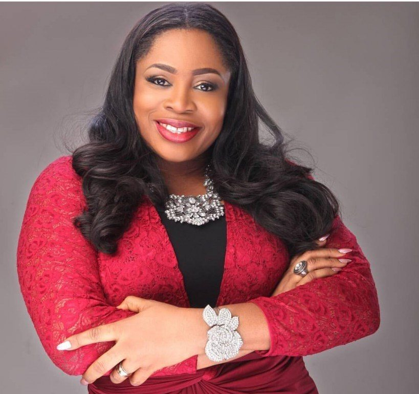Photo of Gospel singer, Sinach welcomes first baby five years after marriage
