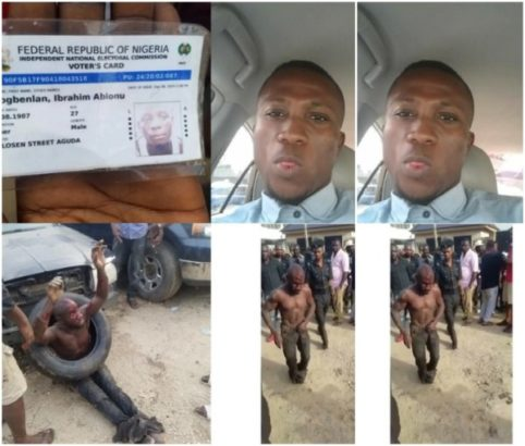 Photo of Uber driver, Utibe Akpan killed on his way to work, attackers nabbed (Photo)